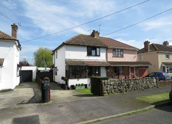 Thumbnail 3 bed semi-detached house for sale in Riverside, Banwell