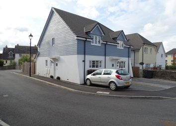 Thumbnail 2 bed semi-detached house for sale in Summerland Place, South Molton