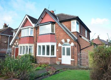Thumbnail 3 bedroom semi-detached house to rent in Blackpool Old Road, Poulton-Le-Fylde