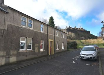 Thumbnail 1 bed flat for sale in Lower Castlehill, Stirling