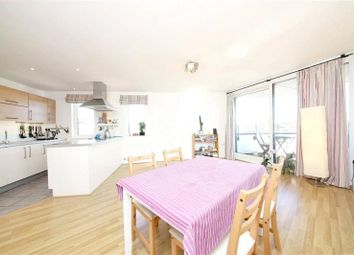 Thumbnail 3 bed flat for sale in Kinetica Apartments, 12 Tyssen Street, London