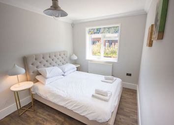 Thumbnail 2 bed lodge for sale in Rookley