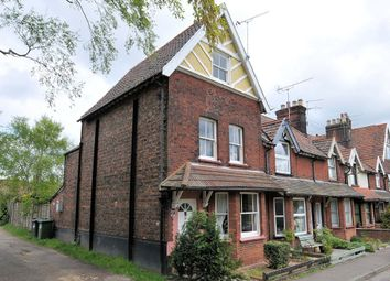 Thumbnail 4 bedroom end terrace house for sale in Grove Road, Melton Constable