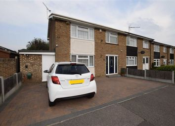 Thumbnail 3 bed end terrace house for sale in Armstrong Close, Stanford-Le-Hope, Essex