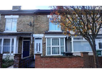 Thumbnail 2 bedroom terraced house for sale in Orchard Street, Peterborough