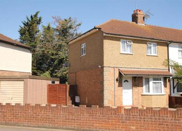 Thumbnail 2 bed semi-detached house for sale in Dedworth Road, Windsor