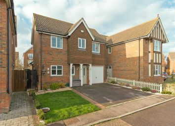 Thumbnail 4 bed detached house for sale in Greenshanks, Iwade, Sittingbourne