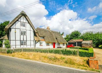 Thumbnail 7 bed detached house for sale in Cranfield Road, Moulsoe, Moulsoe, Bucks
