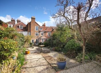 Thumbnail 4 bedroom town house for sale in Captains Row, Lymington, Hampshire