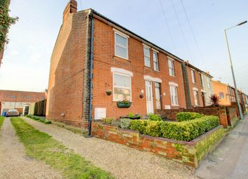 Thumbnail 2 bed semi-detached house for sale in Bramford Road, Ipswich