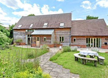 Thumbnail Barn conversion for sale in The Green, Uffington, Faringdon, Oxfordshire