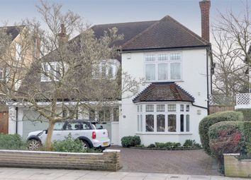 Thumbnail 5 bed detached house for sale in Twyford Avenue, East Finchley, London