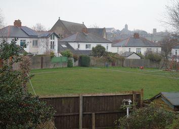 Thumbnail 3 bed semi-detached house for sale in Coleridge Avenue, Penarth