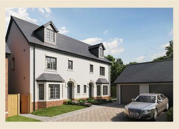 Thumbnail 4 bedroom town house for sale in St. Nicholas's Court, Copper Beeches, Swansea