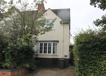 Thumbnail 2 bed terraced house for sale in Park Hill Road, Harborne, Birmingham