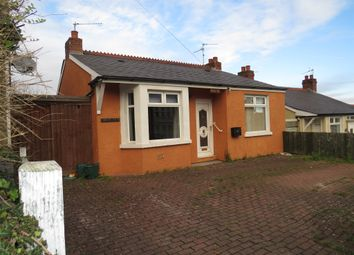 Thumbnail 3 bed detached bungalow for sale in Barry Road, Barry