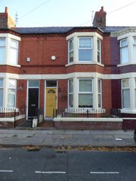 Thumbnail 3 bedroom terraced house for sale in Richmond Park, Anfield, Liverpool