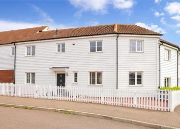 Thumbnail 4 bed terraced house for sale in Baryntyne Crescent, Hoo, Rochester, Kent