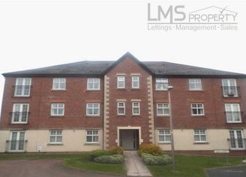 Thumbnail 2 bed flat to rent in Kings Court, Regency Walk, Middlewich