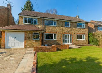 Thumbnail 5 bed detached house for sale in Claydon End, Chalfont St. Peter, Gerrards Cross