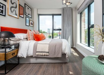 Thumbnail 2 bedroom flat for sale in Dipper Drive, Bromley-By-Bow