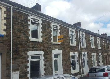 Thumbnail 3 bed terraced house to rent in Watkin Street, Swansea