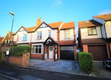 Thumbnail 5 bed semi-detached house for sale in Middleton Avenue, Littleover, Derby