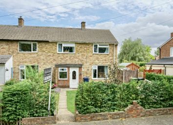 Thumbnail 3 bed end terrace house for sale in The Drive, Perry, Huntingdon, Cambridgeshire
