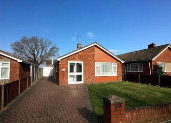 Thumbnail 3 bedroom bungalow to rent in Henley Avenue, Ipswich, Suffolk