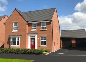 "Thumbnail 4 bed detached house for sale in ""Holden"" at Torry Orchard, Marston Moretaine, Bedford"