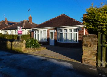 Thumbnail 2 bedroom detached bungalow for sale in Stradbroke Road, Sheffield