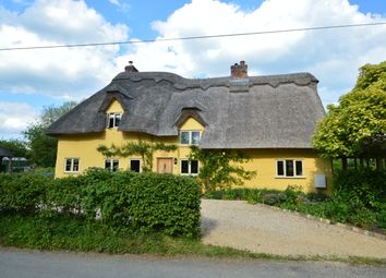 Thumbnail 3 bed cottage for sale in Attleton Green, Wickhambrook, Suffolk