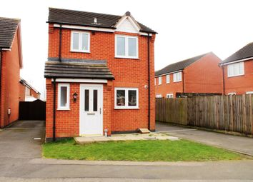 3 bed detached house for sale in Farnborough Close, Corby NN18