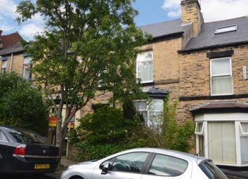 Thumbnail 3 bed terraced house for sale in Mona Road, Sheffield, South Yorkshire