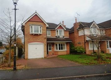 Thumbnail 4 bedroom detached house to rent in Oakleigh Road, Cheadle Hulme, Cheadle