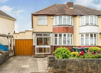 Thumbnail Semi-detached house for sale in Swan Crescent, Oldbury