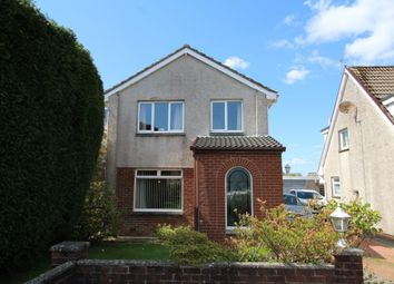 Thumbnail 3 bed detached house for sale in Spey Grove, East Kilbride, Glasgow