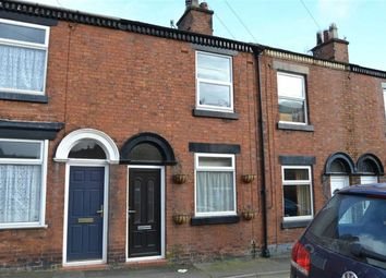 Thumbnail 2 bed terraced house to rent in Deansgate, Leek