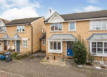 Thumbnail 4 bed semi-detached house for sale in Westminster Close, Feltham