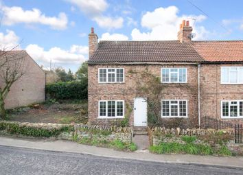 Thumbnail 3 bed end terrace house for sale in Brandsby Street, Crayke, York