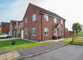 Thumbnail 3 bed detached house for sale in Gershwin Lane, Spalding
