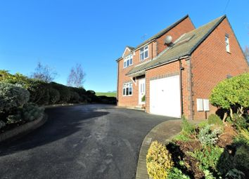 Thumbnail 4 bed detached house for sale in Pilley Green, Pilley, Barnsley