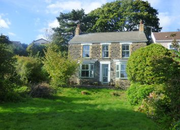 Thumbnail 4 bed detached house for sale in Main Road, Cadoxton, Neath.