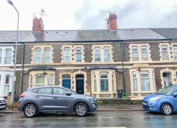 Thumbnail 2 bed flat for sale in Beresford Road, Roath, Cardiff
