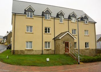 Thumbnail 2 bed flat to rent in Trelowen Drive, Penryn