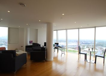 Thumbnail 3 bed flat to rent in Halo Tower, 158 High Street, Stratford