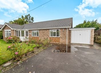 Thumbnail 3 bed detached bungalow for sale in Colletts Bridge Lane, Elm, Wisbech