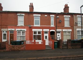 Thumbnail 4 bed terraced house to rent in Stoke Park Mews, St. Michaels Road, Coventry