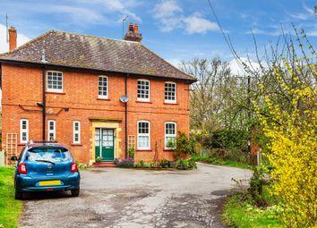Thumbnail 3 bed maisonette for sale in How Green Lane, Hever, Edenbridge