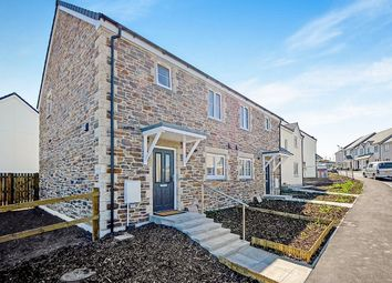 Thumbnail 3 bed detached house for sale in Treskerby Woods, Redruth, Cornwall